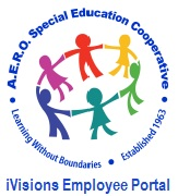 A.E.R.O. Special Edcation Cooperative - iVisions Employee Portal